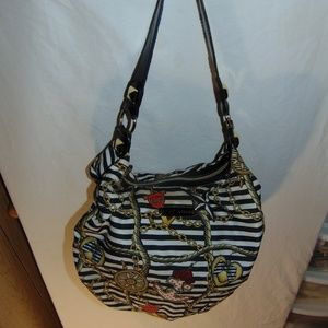 Betsey Johnson Anchor Handbag